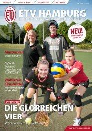 ETV Magazin 3. 2013 - Eimsbütteler Turnverband