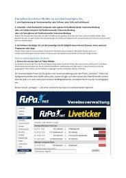 Datei - FuPa