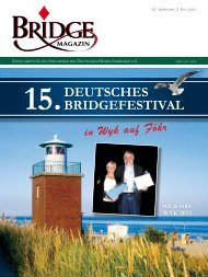 Juli 2013 (PDF) - Deutscher Bridge-Verband e.V.