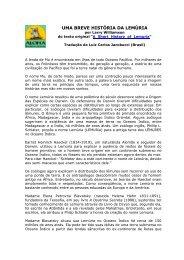 Uma Breve História da Lemúria - Huna.org
