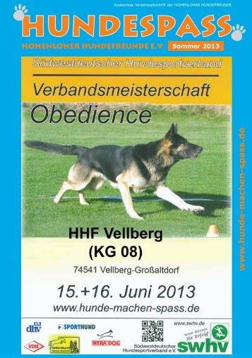HUNDESPASS - Hunde-machen-spass.de