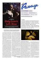 DEZEMBER 2013 - Kino Passage