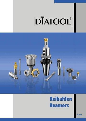 Reibahlen Reamers - DIATOOL Präzisionswerkzeug GmbH