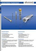 Reibahlen Reamers - DIATOOL Präzisionswerkzeug GmbH - Seite 4