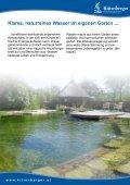 Schwimmteiche & Naturpools - Kittenberger Erlebnisgärten - Seite 2
