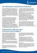 Schwimmteiche & Naturpools - Kittenberger Erlebnisgärten - Seite 3