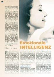 emotionale Intelligenz - Allgeier-Verlag