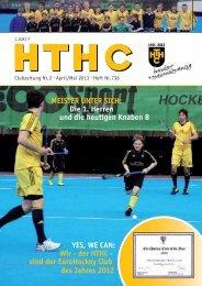 Wir - der HTHC - Harvestehuder Tennis- und Hockey-Club eV