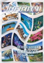 FRÜHLING/SOMMER - Infinity Magazin