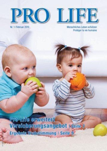 Pro Life erweitert Versicherungs angebot | Seite 7