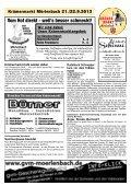 KRÄMER- MARKT - Mörlenbacher Gemeinde Rundschau - Page 4