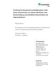 Anlage zum Abgebot BYK_12_00 - DORIS