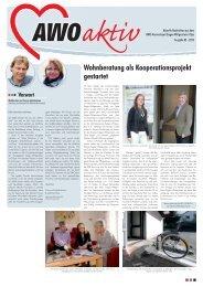 Ausgabe 02/2013 - AWO Kreisverband Siegen-Wittgenstein/Olpe