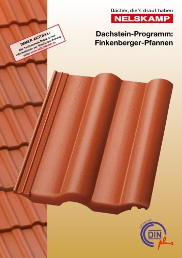 Dachstein-Programm: Finkenberger-Pfannen - bauemotion.de