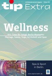 Wellness - Berliner Zeitung