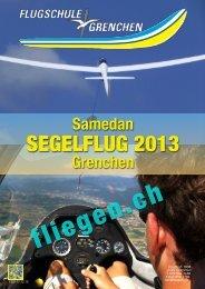 segelflug - Flugschule Grenchen