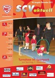 40. Ausgabe November 2013 - Sport Club Vöhringen 1893 e. V.