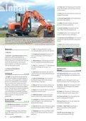 Baumaschinen Baugeräte Baufahrzeuge - SBM Verlag GmbH - Page 4