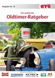 Der praktische Oldtimer-Ratgeber - GTÜ