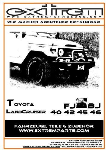 LandCruiser 40 42 45 46 - extremfahrzeuge