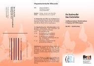 Info- und Anmeldeflyer [pdf] - Eine Welt Netzwerk Hamburg eV