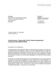 Comment - bei der Eidgenössischen Finanzmarktaufsicht FINMA
