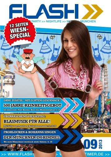 WIESN- SPECIAL - Flashtimer.de