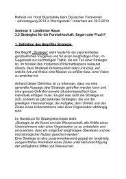 Buschalsky - Deutscher Forstverein