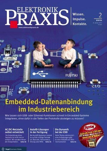 FMconnect-Ecosystem für Embedded ... - Fujitsu