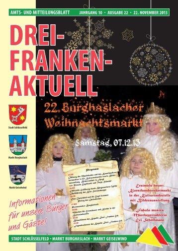 Ausgabe 22/2013 - Geiselwind