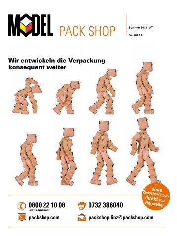 Katalog herunterladen - Pack Shop Linz GmbH