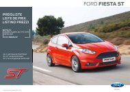 FORD FIESTA ST - FM Autoservice AG