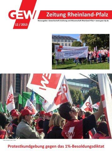 PDF downloaden - GEW Rheinland-Pfalz