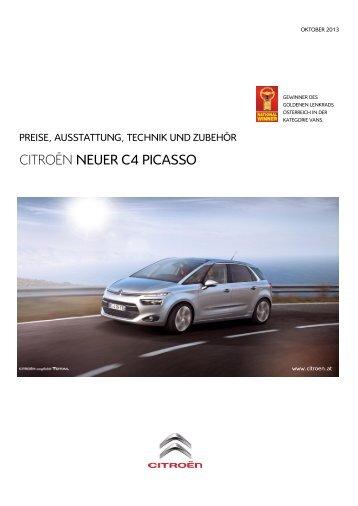 Preise & Ausstattung - Motorline.cc