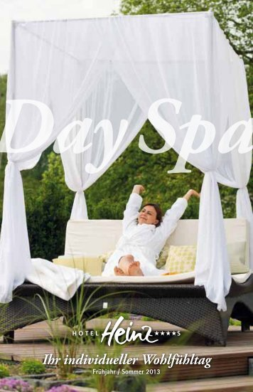 Day Spa-Package