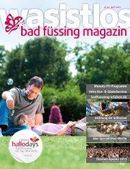 wasistlos badfüssing-magazin - Bad Füssing erleben