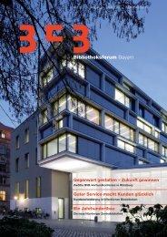 E - Bibliotheksforum Bayern