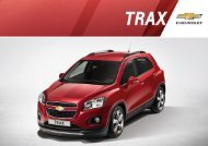 Download Trax Katalog - Chevrolet