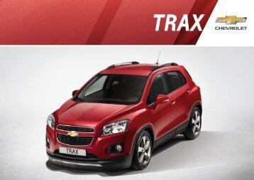 Download Trax Katalog - Chevrolet