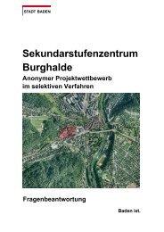 FR0 Fragenbeantwortung - Stadt Baden