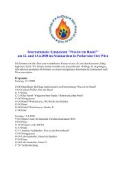 Internationales Symposium
