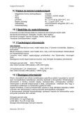 D - Water - Hungaro Chemicals Kft. - Page 4