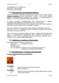 D - Water - Hungaro Chemicals Kft. - Page 5