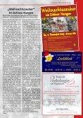Weihnachtszeit in Hungen - Hungener Marktbote - Page 5