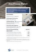 LANDSCAPE PR-Pakete - LANDSCAPE GmbH - Seite 4