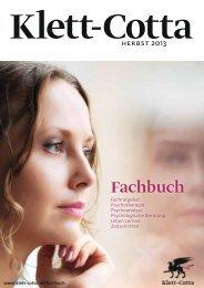 Fachbuch - Klett-Cotta