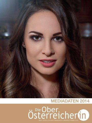 Mediadaten 2014 - Die Oberösterreicherin