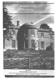 Denford Park, Kintbury - Hungerford Virtual Museum