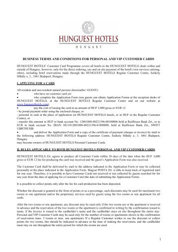 download - Hunguest Hotels