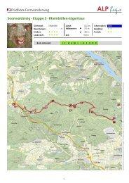 Soonwaldsteig - Etappe 5 - Rheinböllen-Jägerhaus - Hunsrück ...
